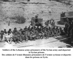 Prisonniers & martyrs du 13 octobre 1990