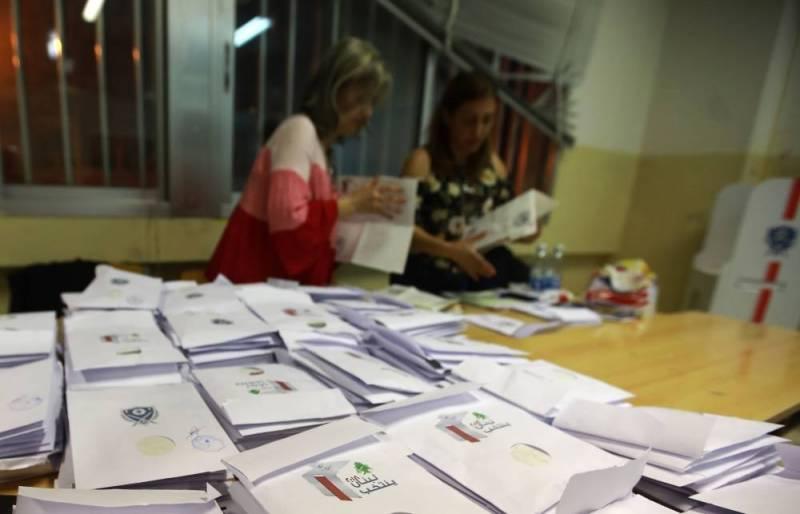 élections ministère intérieur